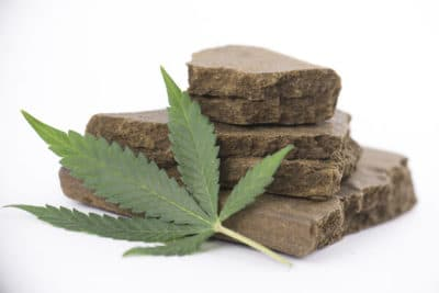 What is hashish and how is it different from marijuana